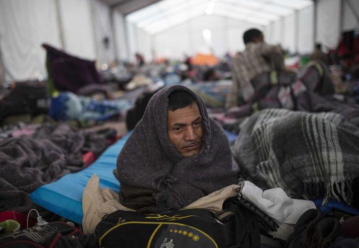 A pesar que se rechazado la ayuda, el apoyo humanitario y de seguridad se les ha otorgado por parte de instituciones. (Foto: AP)