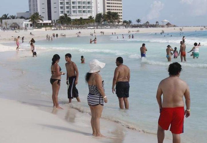El sector privado trata de impulsar el turismo social. (Redacción/SIPSE)