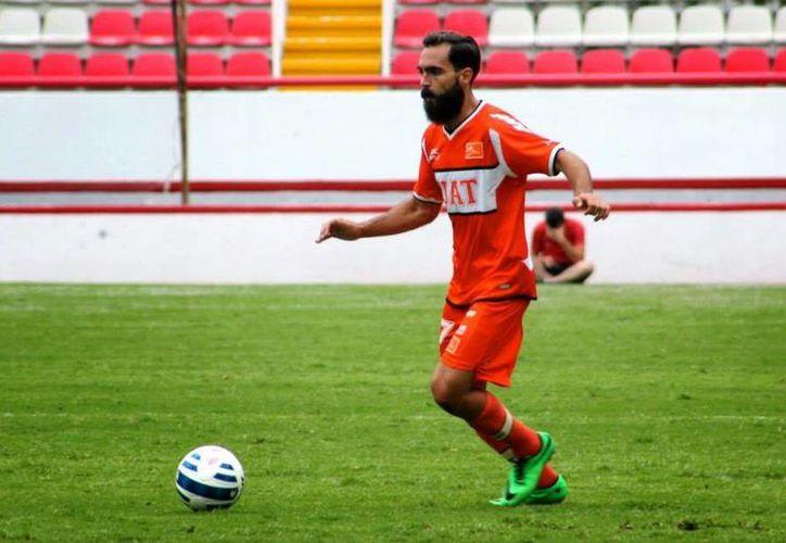 Pablo Aja Fresnedo es el nuevo elemento de Venados FC, equipo en el que ya había militado. (Foto tomada de futbolhipster.com)