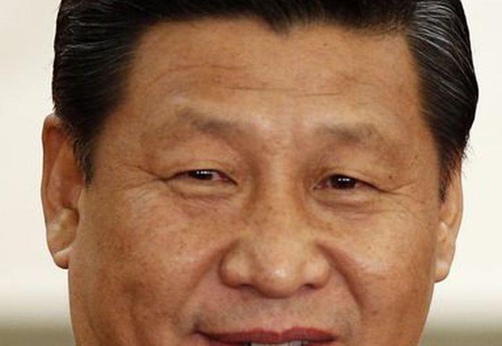 Xi Jinping se convertirá en marzo en el presidente de China. (Agencias)