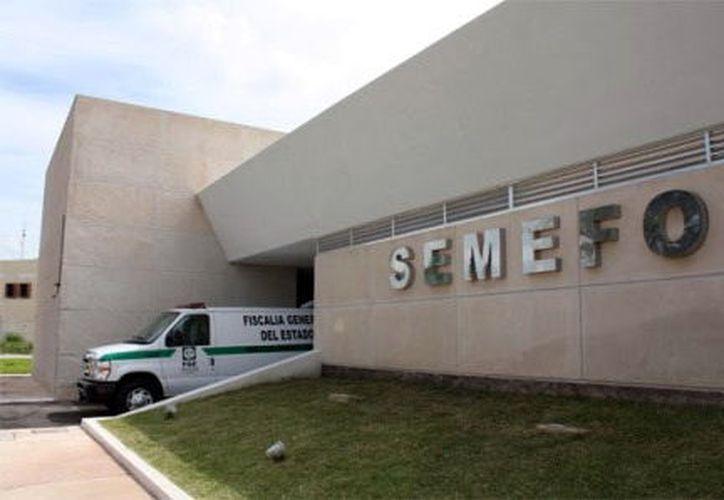 El cuerpo de la mujer, originaria de Monterrey, Nuevo León, permanece en el Semefo y todavía no ha sido reconocido. (SIPSE)