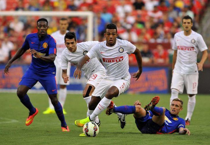 El Manchester United solo se pudo imponer al Inter de Milan en penales en partido amistoso. (Foto: AP)