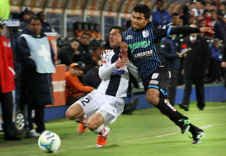 Da Silva fue expulsado en el minuto once del partido entre su equipo, el Pachuca y Querétaro. (Notimex)