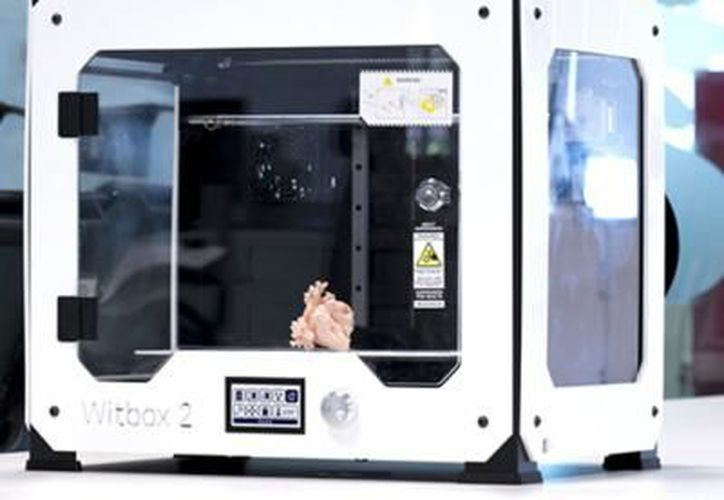 La impresora 3D Witbox 2, es una versión mejorada de su primera máquina. (Muy Interesante).