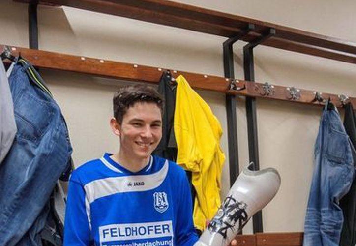 Martin Hofbauer  podrá seguir jugando para el UFC Miesenbach de la división amateur B de Austria. (isport.blesk.cz/Archivo)