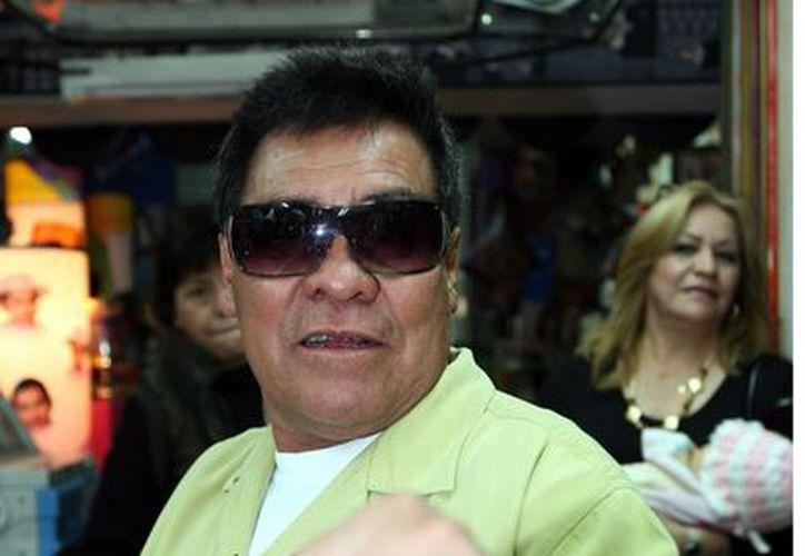 El 'Púas' se enteró del uso de su imagen cuando fue invitado para el festejo en las instalaciones de la Lotería Nacional. (Foto: Agencias)
