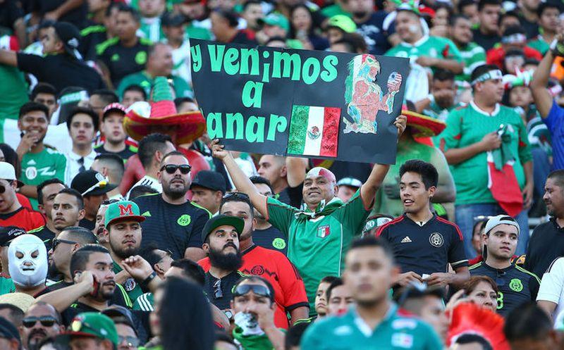 Resultado de imagen para Casi 30 mil mexicanos al Mundial de Rusia