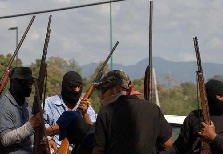 Los integrantes de la UPOEG aseguran que lo único que quieren es un proceso penal justo. (quadratinmexico.com/Contexto)