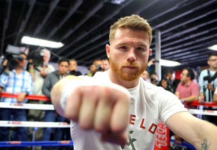 Como parte de los exámenes voluntarios que el boxeador se realizó, una de las pruebas salió positiva a clembuterol. (Contexto/ Internet)