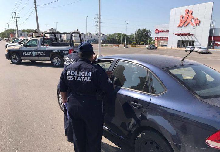El operativo se llevó a cabo en Cancún, Playa del Carmen y Chetumal. (Foto: Redacción)