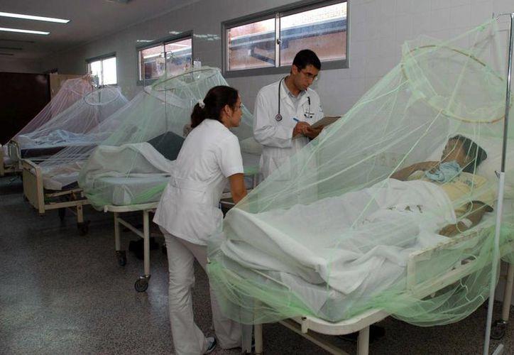 En Centroamérica y otros países de América se han confirmado personas con este virus desde junio de 2013. (Archivo/EFE)
