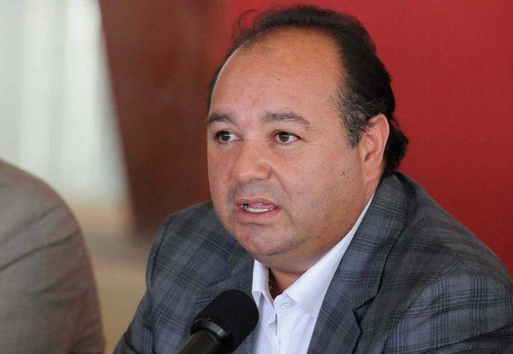 Amado Yáñez, titular de Oceanografía, se reservó su derecho a declarar. (proceso.com.mx)