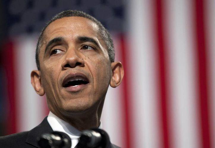 La decisión de la administración de Obama de tomar una posición en el debate no viene como una sorpresa. (Agencias)