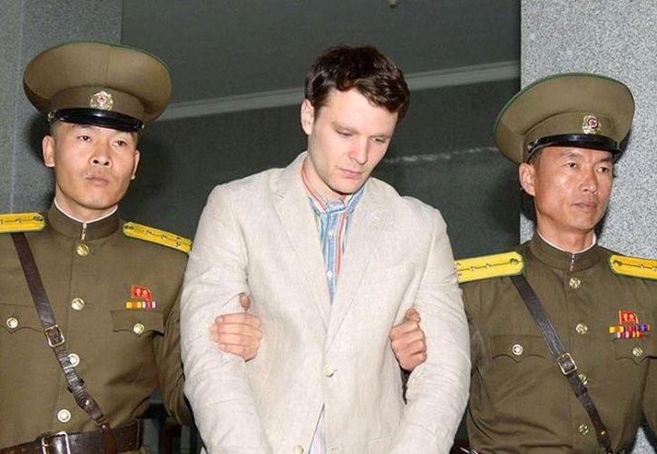 El fallecimiento de Otto Warmbier se produjo la tarde del lunes en el Medical Center de la Universidad de Cincinnati. (Reteurs).