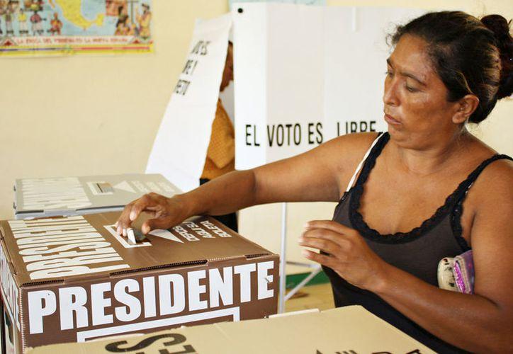 La consulta popular se realizará el 1 de julio, a la par de la elección federal. (Ivett Ycos/SIPSE)