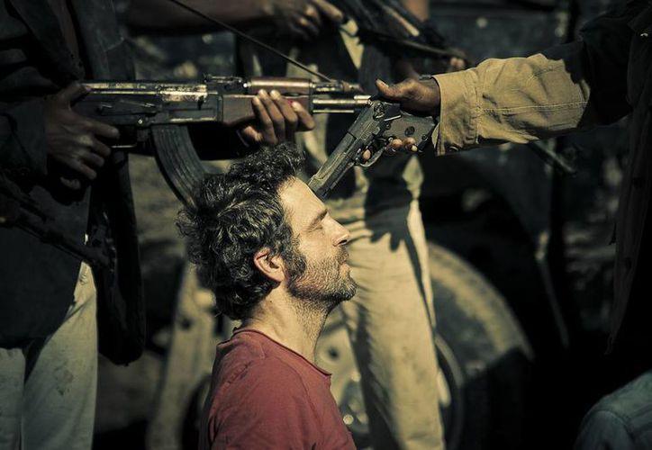 """""""Aquel no era yo"""", una historia de ficción que relata la dramática historia que viven una cooperante española y un niño soldado en África. (Agencias)"""