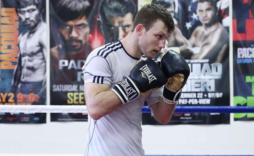 El boxeador australiano Jeff Horn tiene un plan de 10 pasos para enfrentarse al legendario filipino Manny Pacquiao. (Getty).