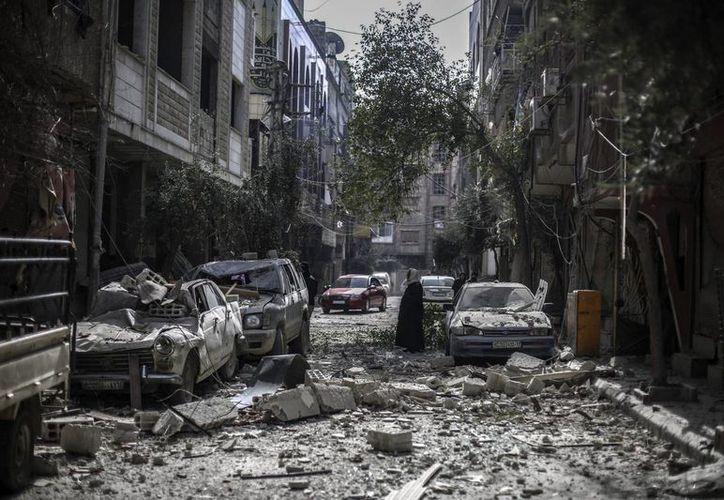 El ataque contra los dos dirigentes ocurrió un día antes de que el Ejército iraquí anunciara la liberación total de la ciudad de Faluya. (Archivo/EFE)