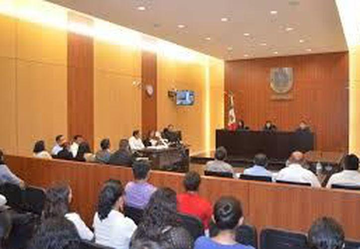 En una audiencia de procedimiento abreviado, ambos procesados obtuvieron la condena mínima. (Archivo/Sipse)