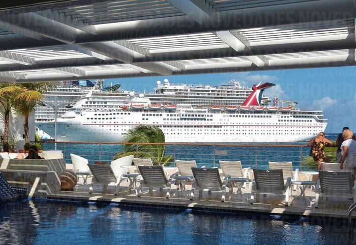 El puerto de la isla estará cerrado a la navegación para las embarcaciones de 40 pies de eslora. (Foto: Gustavo Villegas)