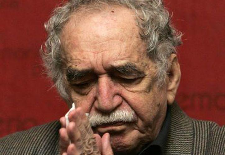 Los primeros 10 mil ejemplares fueron entregados por la Fundación del escritor en México a finales del año pasado. (latercera.com)