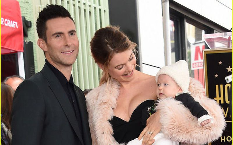 Adam Levine y Behati Prinsloo serán padres por segunda vez