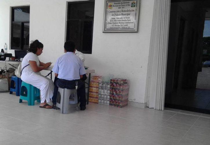 A través del DIF se realizarán pruebas de densitometría en Tulum a $20. (Sara Cauich/SIPSE)