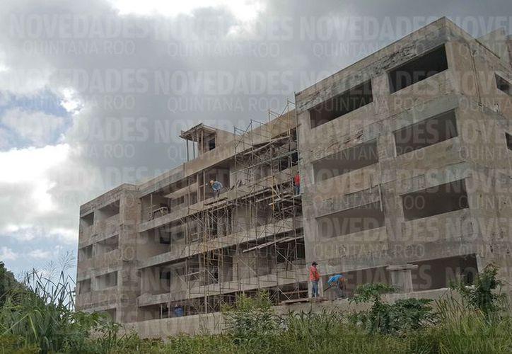 En el municipio se busca mayor seguridad en las construcciones modernas. (Jesús Tijerina/SIPSE)