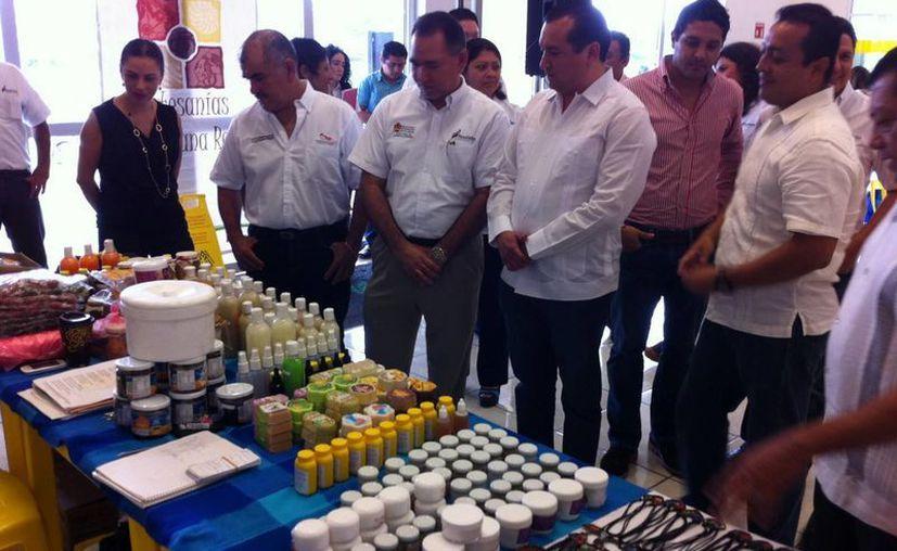 El evento se inauguró en la Plaza Bahía de Chetumal. (Redacción/SIPSE)