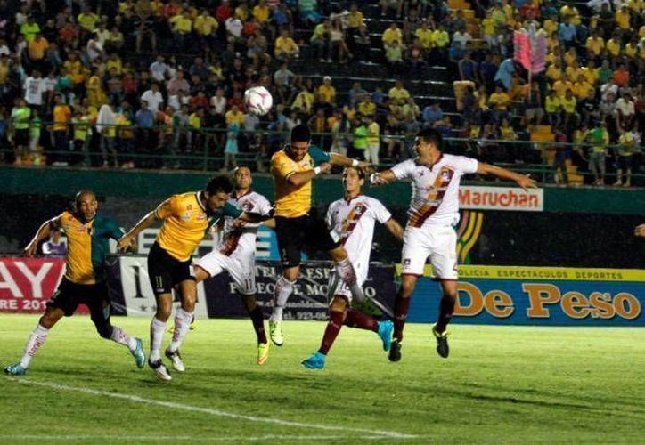 Venados de Yucatán ganaron 1-0 y mantienen su esperanza de calificar a la liguilla del Ascenso MX. (Foto de archivo de Milenio Novedades)