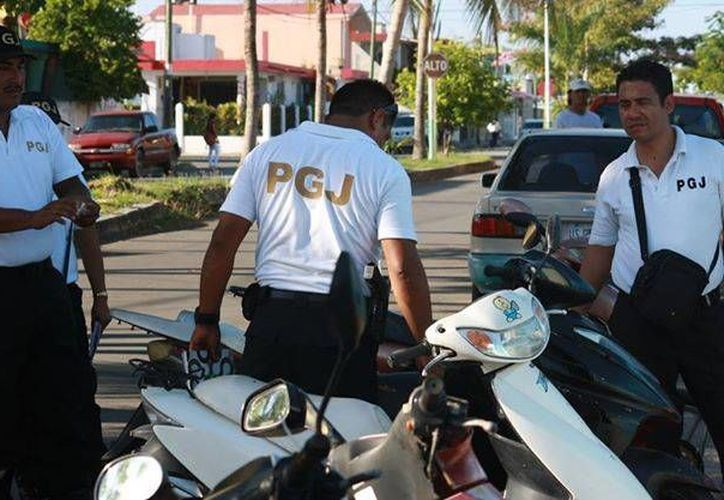 Ladrones optan por robar motocicletas al ser más fácil. (Harold Alcocer/SIPSE)