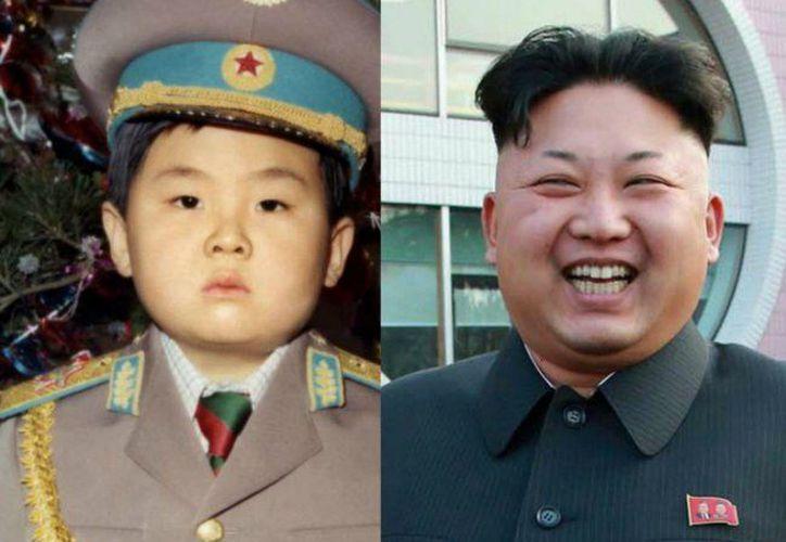 Los amigos de la infancia describieron a Kim como una persona amigable. (Foto: Internet)