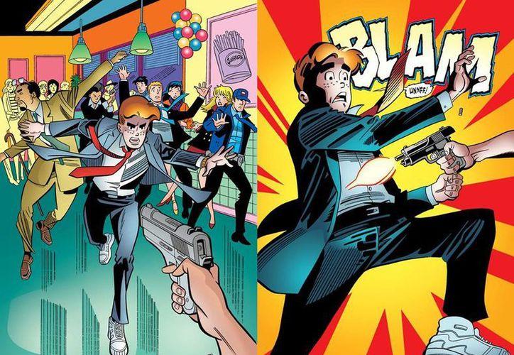 La muerte de Archie, que se anunció inicialmente en abril, será la conclusión de la serie de relatos para adultos sobre Archie y sus amigos de Riverdale. (AP)