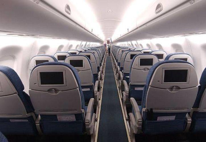 Las nuevas aeronavez cuentan con mayor espacio para el equipaje de mano. (aircraftcompare.com)