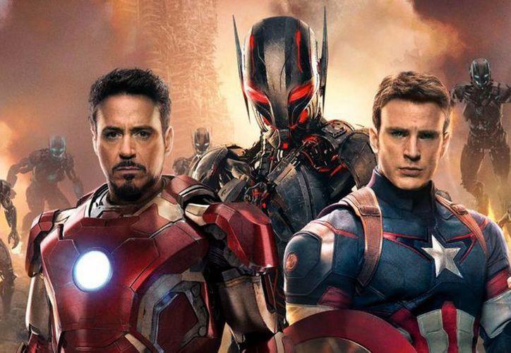 Avengers: Age of Ultron se estrenó en un fin de semana con mucha competencia deportiva. (planetacurioso.com)