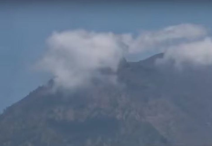 De ocurrir esa erupción, sería la primera en 50 años. (RT)