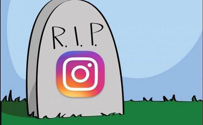 Las fallas en Instagram llevan ya varios minutos. (Imagen tomada de e-consulta.com)