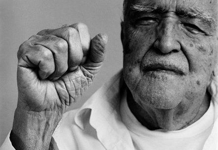 El famoso arquitecto tenía 104 años al morir. (Faceboo Oscar Niemeyer)