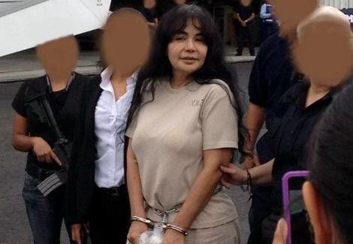 Ávila Beltrán estuvo un año encarcelada en México. (Milenio)
