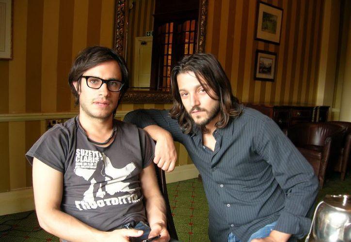 La película que Gael García y Diego Luna filmarán en Yucatán es una mezcla de documental y ficción. (SIPSE)