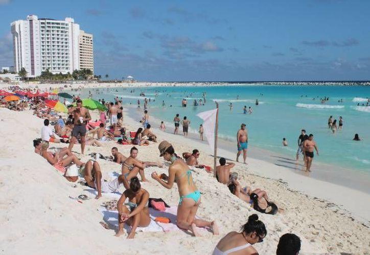 Las cifras del comportamiento turístico y de la industria de viajes son un factor importante en la propuesta. (Redacción/SIPSE)