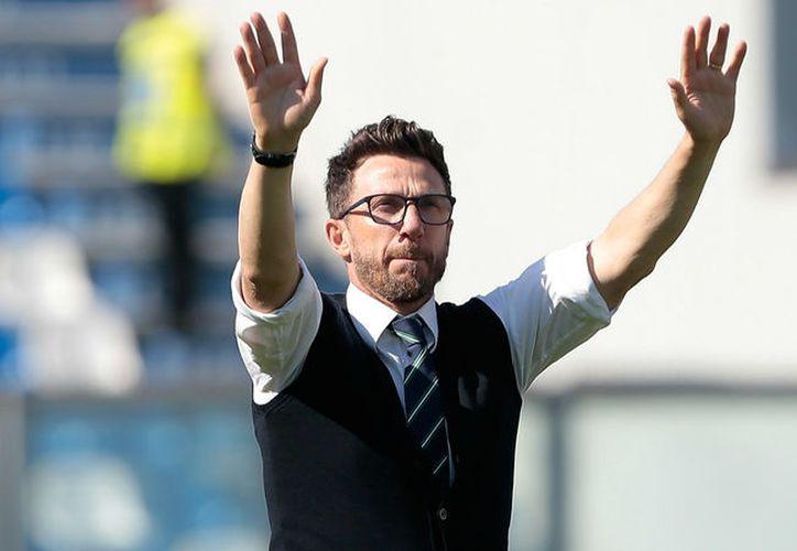 Di Francesco fue entrenador de Virtus Lanciano, Pescara y Lecce. (Foto: Contexto/Internet)