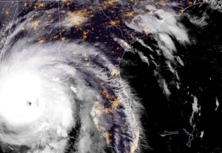 Michael sería el cuarto huracán categoría 4 en tocar en Florida. (El Debate)