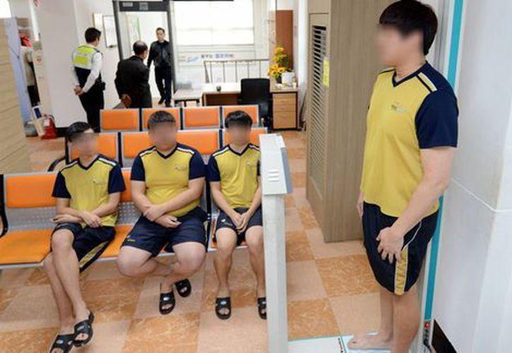 Para hacer el servicio militar, los jóvenes se someten a pruebas físicas. (Foto: The Korea Times)