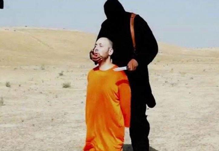 Imagen del periodista Steven Sotloff que fue decapitado por el Estado Islámico. (guioteca.com)