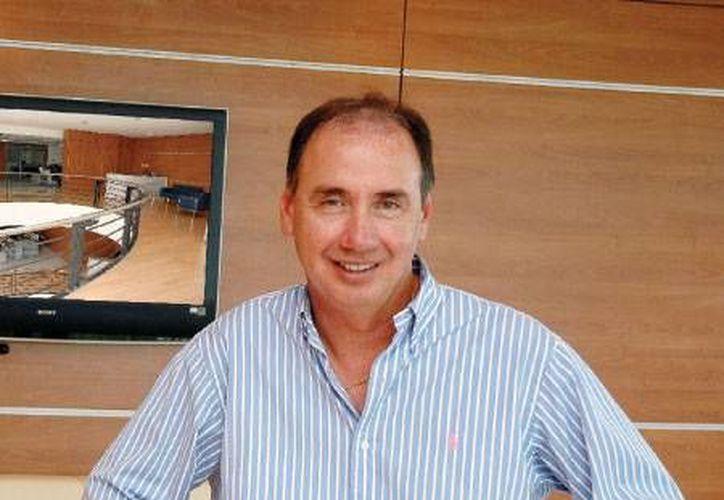El contador y empresario Luis Cámara Patrón, fue elegido como nuevo presidente del Consejo Coordinador Empresarial del Caribe. (Contexto/Internet)