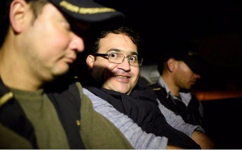 Javier Duarte no acepta extradición voluntaria; esperará solicitud formal de México