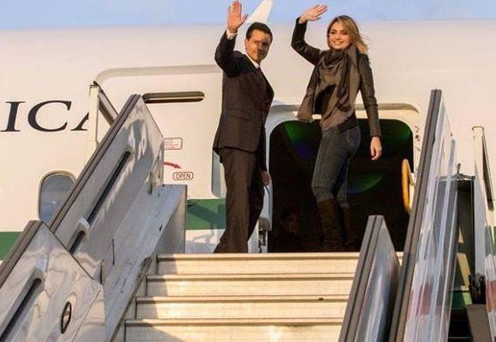 Peña Nieto seguirá al pendiente de los acontecimientos del país. (Política y Estilo)