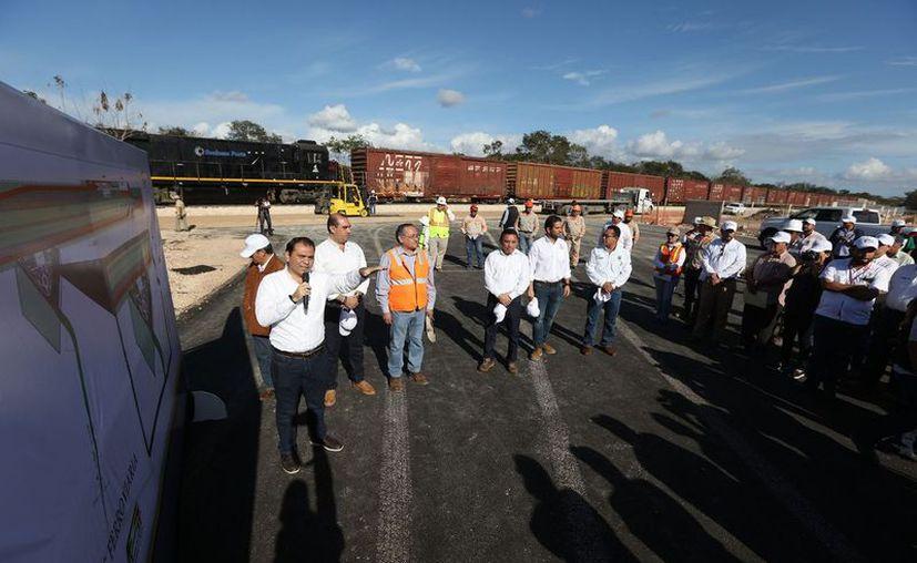 En la primera fase del proyecto se invirtieron 76 millones de pesos y a la fecha, la obra tiene un avance general de 85%. (Foto: Jorge Acosta/SIPSE)
