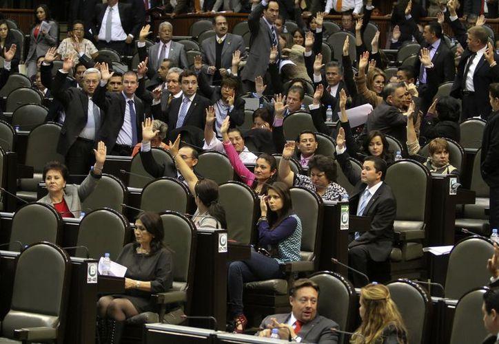 Por unanimidad, diputados federales aprueban las reformas a la Ley para Prevenir y Sancionar la Tortura. (Notimex)